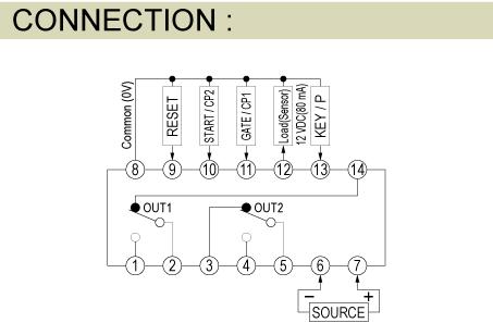 H8DA Wiring