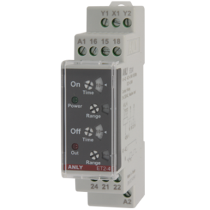 ET2-41 Twin Timer